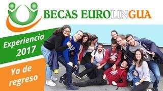 Becas Eurolingua 2017