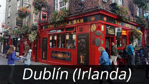 Curso Beca Xunta Dublín