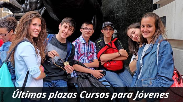 Cursos de idiomas para Jóvenes