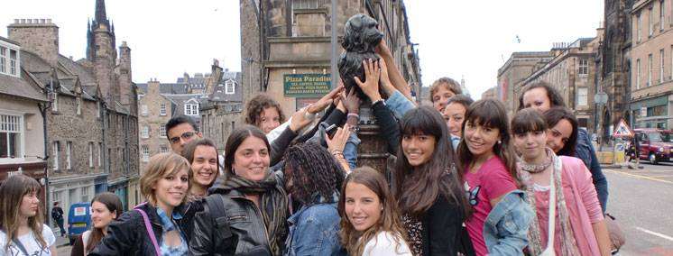 Curso Jovenes Edimburgo