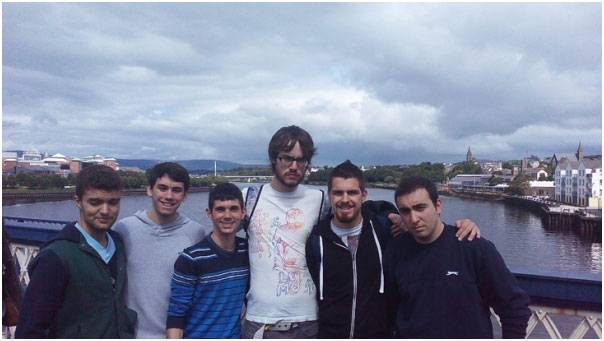 Mejor de lo que imaginaba: Derry