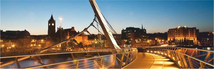 Cursos para jovenes en Derry