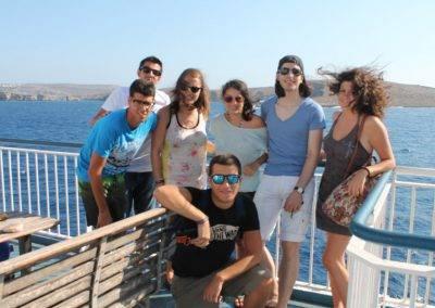 Curso para adultos en Malta