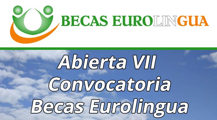 Becas Eurolingua 2018