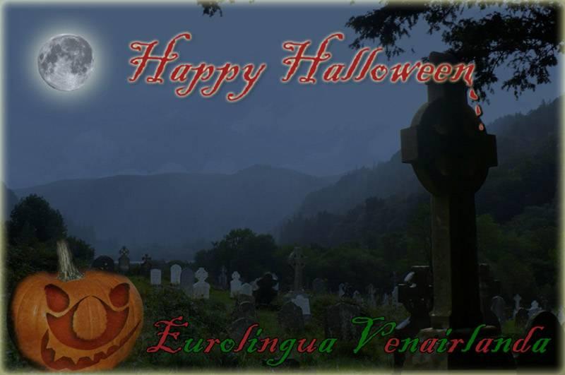 Halloween Eurolingua Venairlanda