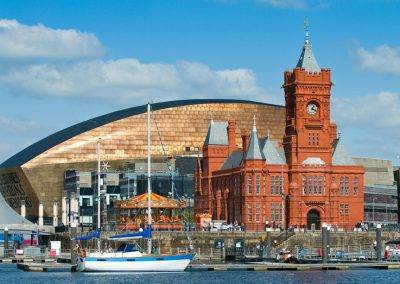 Curso para adultos en Cardiff
