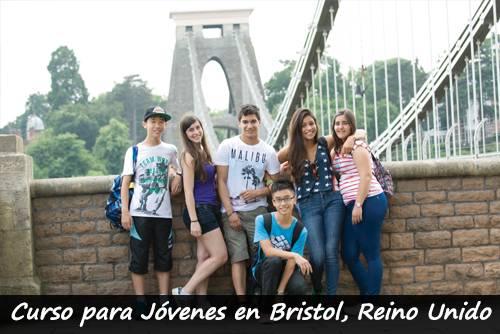 Cursos para Jóvenes en Bristol