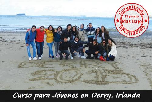 Cursos para Jóvenes en Derry
