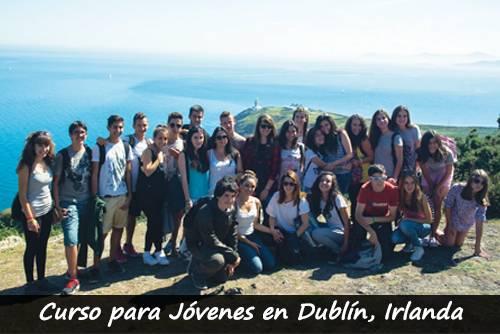 Cursos para Jóvenes en Dublín