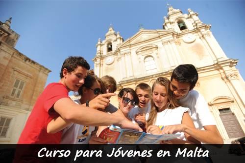 Cursos para Jóvenes en Malta