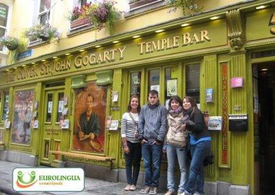 Curso Jóvenes Dublín