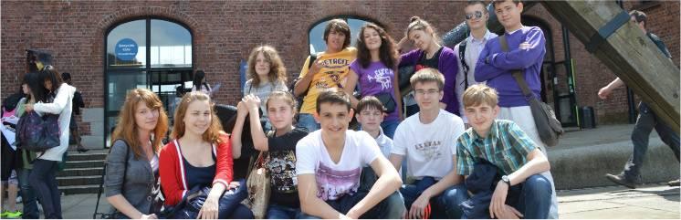 Curso para Jovenes en Liverpool