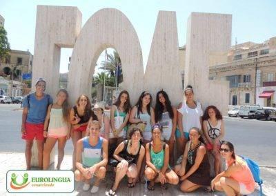 Curso Jóvenes Malta