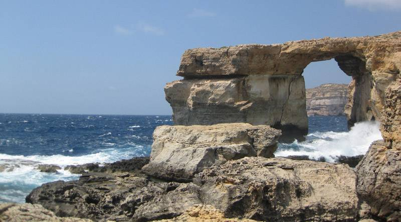 Paisajes en Malta