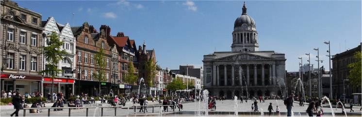 Curso para adultos en Nottingham