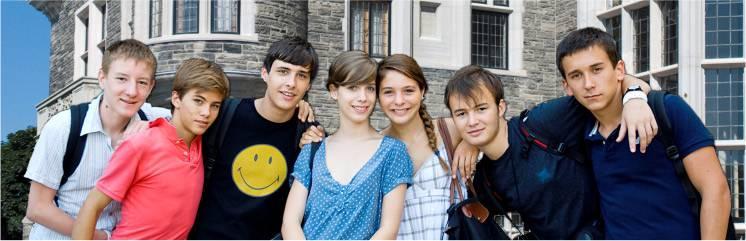 Curso Jovenes Toronto