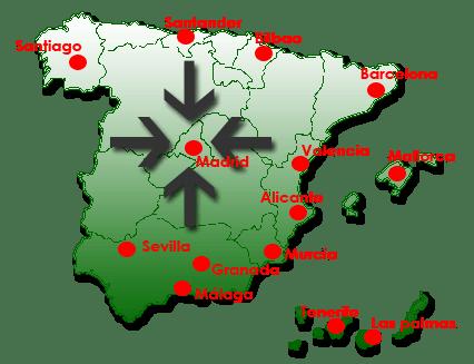 Viajes toda España