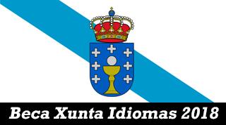 Beca Xunta Idiomas 2018
