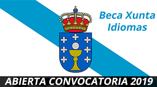 Beca Xunta Galicia 2019